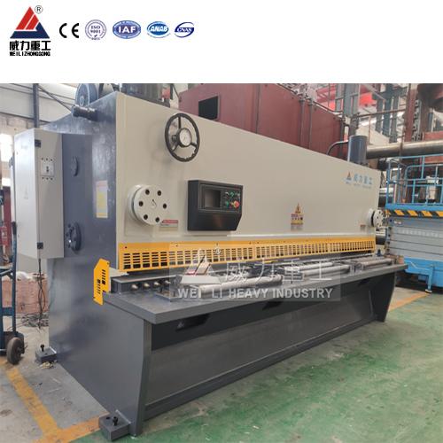 QC11Y-10X3200闸式液压剪板机